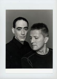Gabi Delgado-López i Robert Görl, la llegenda D.A.F.