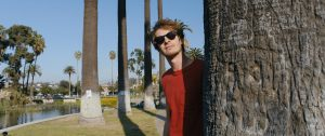 L'actor Andrew Garfield a Under the silver lake