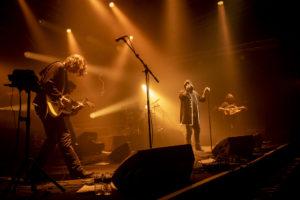 NICOLAS JOUBARD | La banda de rock oriental Al-Qasar, en plena invocació psicodèlica