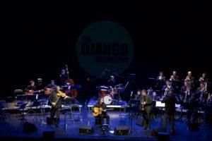 ARXIU FESTIVAL DJANGO L'H | The Django Orchestra, liderada pel guitarrista Albert Bello, estrenat al festival de L'Hospitalet