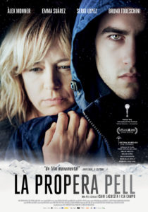 ARXIU LA TERMITA FILMS | Cartell de La propera pell (2016)
