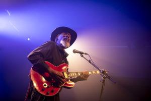 NICOLAS JOUBARD | El <em>bluesman</em> nord-americà redescobert Robert Finley el dia de la inauguració del Transmusicales a L'Étage