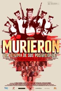 ARXIU LA TERMITA FILMS | Cartell de Murieron por encima de sus posibilidades (2014)