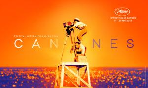 ARXIU | El cartell del Festival de Canes 2019, un homenatge a la recentment desapareguda Agnès Varda