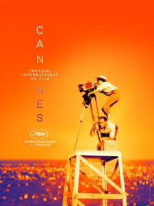 ARXIU   El cartell del Festival de Canes 2019, un homenatge a la recentment desapareguda Agnès Varda