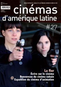 ARXIU | El número 27 de la revista Cinémas d'Amérique Latine, que es publica anualment amb el festival Cinélatino