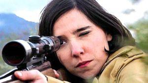 ARXIU | L'actriu Laura Paredes, al quart episodi de La flor i on al primer interpreta una antropòloga catalana