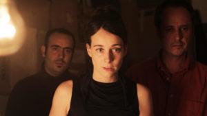 ARXIU | L'actriu Elisa Carricajo, al segon episodi de La flor on interpreta una científica que busca la immortalitat