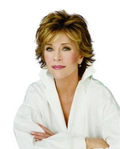 PRENSA FESTIVAL LUMIÈRE   La foto de Jane Fonda, que ilustra el cartel del Festival Lumière 2018