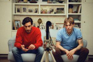 ARXIU | Gabriel d'Almeida Freitas i Xavier Dolan, interpretant els protagonistes de Matthias i Maxime dirigida pel segon