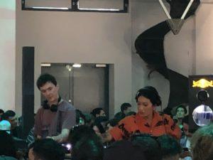 VICENÇ BATALLA | L'anglès Ben UFO i la sud-coreana Peggy Gou als plats