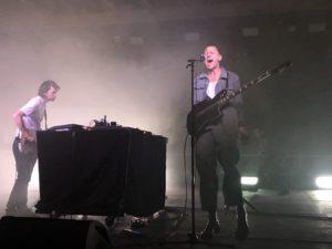 VICENÇ BATALLA | El duo novaiorquès Curses entre EBM i guitarres