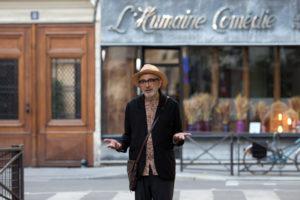 ARXIU | El director i actor principal de It must be heaven, el palestí Elia Suleiman, en una de les escenes a París