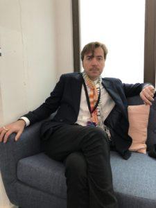 VICENÇ BATALLA | El director Albert Serra en el Festival de Cannes, donde ha presentado Liberté en Un Certain Regard