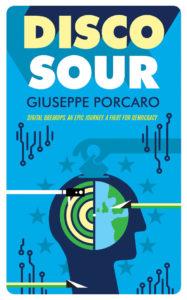ARXIU | Portada de la novel·la Disco sour, editada en microfinançament per Unbound