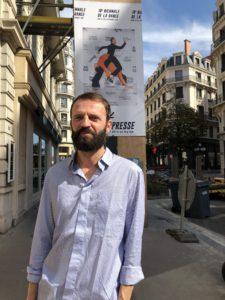 VICENÇ BATALLA | El coreògraf Alessandro Sciarroni, el setembre passat a la Biennal de Dansa de Lió