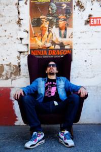 ARCHIVO | Javier Kruz, músico, dj y responsable de la tienda Paradisco de Bogotá