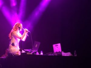 VICENÇ BATALLA | Holly Herndon, entre la seva veu i la de la robot Spawn al SonarHall