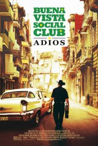 ARXIU | El cartell del documental Buena Vista Social Club: Adiós, del 2017, de Lucy Walker