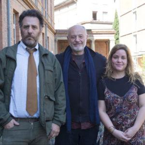 LAURA MORSCH | El jurat de la competició de ficció del Cinélatino 2019 a Tolosa: Mariano Llinás, Edouard Waintrop i Claudia Calviño
