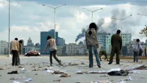 ARXIU | Una imatge del film sobre zombis a L'Havana J<em>uan de los muertos</em>, d'Alejandro Brugués