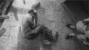 ARXIU | Imatge de la pel·licula en blanc i negre La obra del siglo, del cubà Carlos Machado Quintana