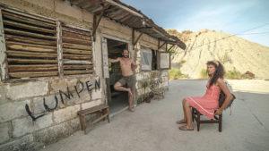 ARXIU | Ederlys Rodríguez Pérez i Lola Amores, els actors de la pel·lícula cubana <em>Santa y Andrés</em>