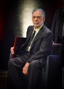 JEAN-LUC MÈGE | Francis Ford Coppola, en el Festival Lumière 2019 en Lyon