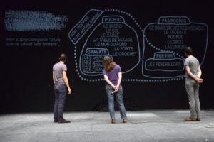 BEABORGERS | Actors i actrius a <em>Germinal</em>, inventant una nova lògica del llenguatge