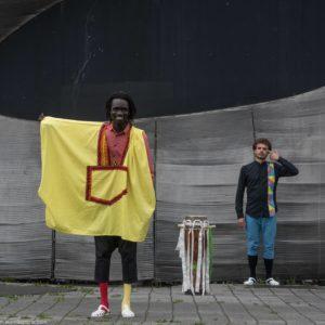 JB JOIRE | Mara Seck, un tambor sabar i Stéphane Constantini