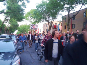 WIKIMEDIA COMMONS | Una de les jornades de manifestació el 2012 a Montreal, conegut com el Printemps Érable