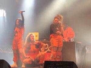 VICENÇ BATALLA | Sombra Alor, Masiva Lulla y Bittah, las raperas de Tribade, más Dj Big Mark en el Transmusicales de Rennes