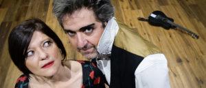 ARXIU | L'actriu Sabrina Souliol i l'actor Thomas Merland, a Llop le loup, que dirigeixen i interpreten