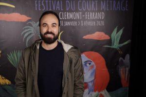LE TROMBINO | El director del curtmetratge <em>16 de decembro</em> Álvaro Gago, al Festival de Clermont-Ferrand