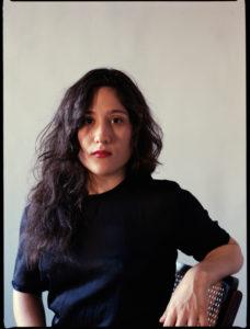 MAHALA NUUK | La periodista i fotògrafa Laia Abril, autora de l'exposició On rape