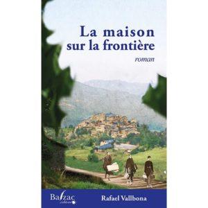 ARXIU | La portada preparada de La maison sur la frontière, de Rafael Vallbona, que Balzac encara no ha pogut publicar