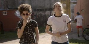 ARXIU | Les dues protagonistes de <em>Las mil y una</em> Sofía Cabrera i Ana Carolina García, de Clarisa Navas, a Corrientes