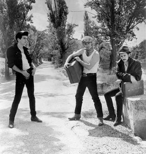 ALBERTO GARCÍA-ALIX | Imagen del fotógrafo madrileño por la salida de Camino Soria de Gabinete Caligari