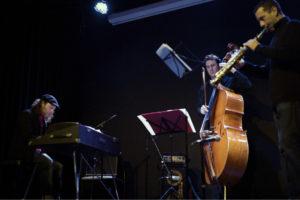 LAURE PUBERT | Actuación del Serge Vilamajó Quartet, el proyecto más jazzístico del músico