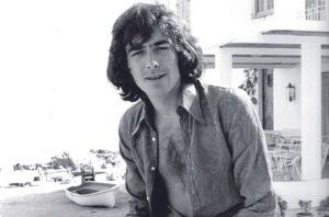 ARXIU | El Joan Manuel Serrat de Mediterráneo, a principis dels setanta