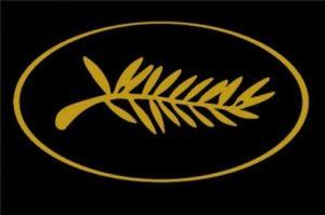 El logo de la Palma d'Or del Festival de Canes, que en aquesta 73 edició no tindrà guanyador