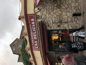 LAURA BUSTO CHAVALA | El bar restaurant Las Delicias, al barri del Carmel de Barcelona a dia d'avui, un dels escenaris d'Últimas tardes con Teresa de Juan Marsé