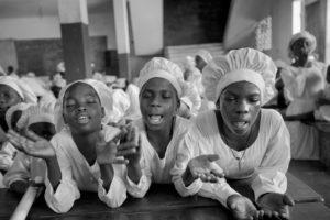 CRISTINA GARCÍA RODERO | Oraciones celestiales, Cotonou, Benín