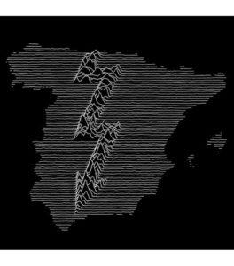ARXIU | Portada de l'àlbum homònim de 2019 de Fuerza Nueva, reunió de Niño de Elche i Los Planetas