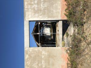 VICENÇ BATALLA | Une des baraques qu'il restent dans le camp militaire de Rivesaltes, dans lequel sont passés les républicains de la 'Retirada', et où a aussi été Josep Bartolí