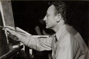 ARCHIVE | Josep Bartolí comme peintre, une fois exilé en Amérique du Nord