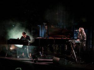 EDOUARD CAUPEIL | Un dels dos concerts de Lina_Raül Refree a Les nits nòmades de la Fundació Cartier de París al setembre