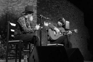 ARCHIVO | El cantaor Duquende y el guitarrista Chicuelo, que actúan en la edición 2020 del festival Ciutat Flamenco juntamente con la cantaora gaditana La Fabi