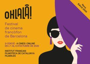 ARXIU | La imatge per a aquesta tercera edició del festival Ohlalà!, traslladada del març a l'octubre del 2020