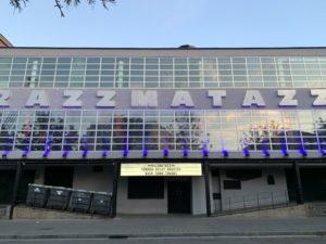 ARCHIVE | La salle de concerts de Barcelona Razzmatazz, fermée depuis mars dernier